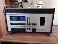 Vintage Tandberg TCD 310 Mark 2 Stereo Cassete Deck