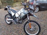 KTM640 adventure, low mileage, FSH, huge spec. Excellent condition