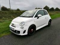 (Fiat) Abarth 500 1.4T 135 *FULL ABARTH SPECIALIST SERVICE HISTORY*