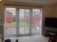 sliding collapsible gates pairs and singles free delivery from 40.00 colour white