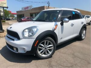 2012 MINI Cooper S Countryman AWD LEATHER PANORAMIC ROOF PREMIUM