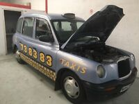 Tx2 taxi for sale 53 reg