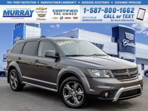 2015 Dodge Journey Crossroad**One Owner!  Navigation!**