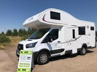 Motorhomes and campers required! Same day collection and payment!