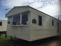 8 birth caravan to hire primrose valley