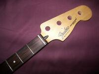 BASS Neck Fender 60 Anniversary , Mexico , Mexican , MIM , P-Bass (2006-2007)