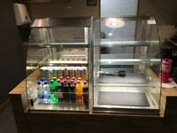 Counterline visionaire - open fronted chilled self serve drop-in