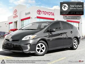 2013 Toyota Prius Power Moonroof+Solar Panels