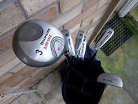 Howsen half starter golf set