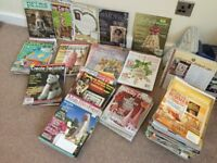 American crafting and lifestyle magazines for sale-fantastic creative resource