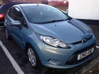 2010 '10' Ford Fiesta 1.4 Tdci Edge Mot May 18 Tax just £20 a Year