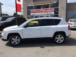 2011 Jeep Compass LIMITED|LEATHER|SUNROOF