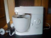 Kenwood major mixer with attatchments, liquidiser, excellent condition