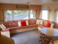 Cheap 4 Bed static caravan & 2.5 Years FREE site fees AT Seawick clacton essex suffolk kent norfolk
