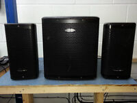 Kam Kompact 12Pro Pa/Disco Amp System