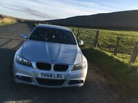 BMW 320I LCI FACELIFT M SPORT VERY GOOD CONDITION
