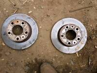 Front Wheel hub for Iveco Daily van.