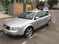 Audi A4 2001 2.0L Petrol NON RUNNER
