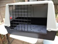 Large Dog carrier/ Crate