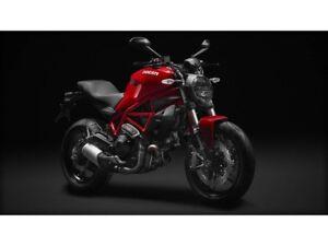 2018 Ducati Monster 797 PLUS