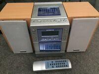 Hitachi stereo micro system