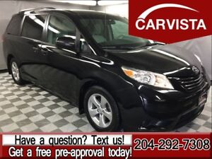 2013 Toyota Sienna V6 -LOCAL VEHICLE/NO ACCIDENTS-
