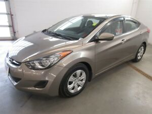 2013 Hyundai Elantra GL- TRADE-IN! SAVE!
