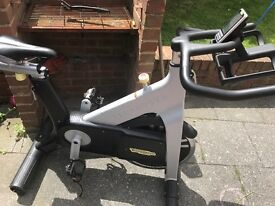 Technogym spinning bike