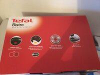 Tefal bistro cook ware set