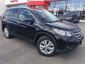 2013 Honda CR-V Touring AWD| Navigation| Bluetooth| One Owner|