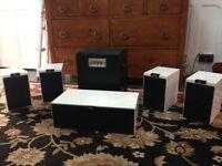 Kef speakers / Yamaha amp