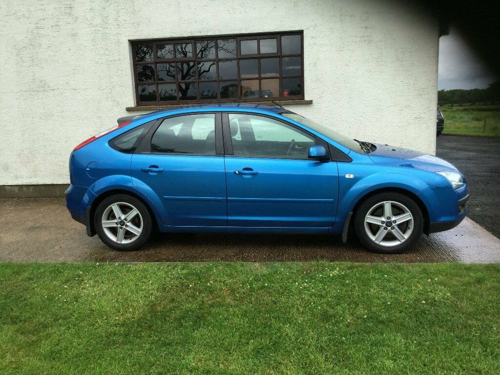 FORD FOCUS 1.8TDCI. TITANIUM MODEL. FULL SERVICE HISTORY.