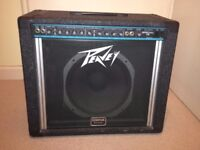 Peavey Special 130, Hand made in USA, warm valve like tones