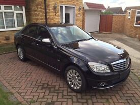Mercedes Black 2007 petrol 1.8 in Excellent Condition