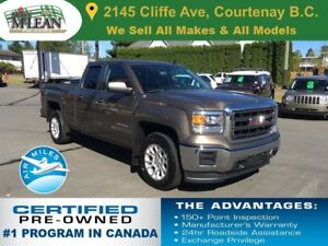 2014 GMC Sierra 1500 SLE 4x4 Z71 Off-Road Package