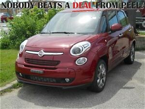 2014 Fiat 500L PRICED TO MOVE ONLY $14995