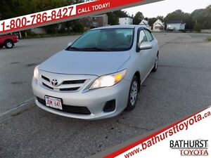 2012 Toyota Corolla CE (A4) $112 bwkly 72 months