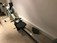 Like new rowing machine - concept 2 model D