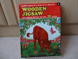 Baby Calf Jigsaw