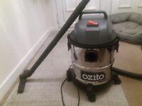 Ozito Wet Dry Vacuum