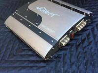 Mutant NW280SP two channels car amplifier amp