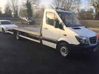 Mercedes Sprinter 313 Recovery truck