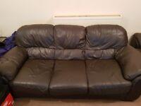 Sofa 2/3 Piece VGC