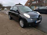 Automatic Nissan Micra 1.2.