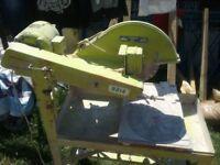 Brick & block cutting norton clipper machine not stihl makita dewalt Hitachi milwaukee hilti