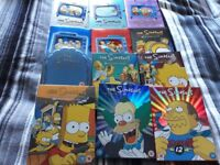 The Simpsons DVDs For Sale