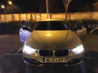 BMW 3 series 318 D Silver Diesel AUTO urgent sale