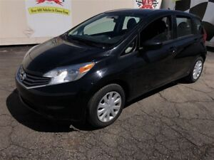 2016 Nissan Versa Note S, Automatic Back Up Camera,