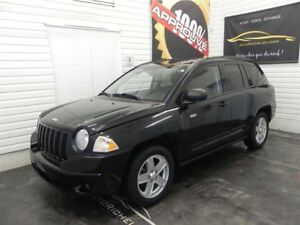 2010 Jeep Compass Sport/North 4WD, Air climatisé