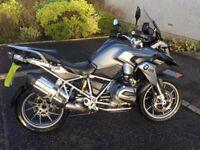 BMW R1200 GS TE